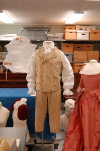 James Monroe Waistcoat and Breeches 1