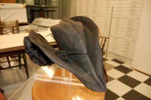 Bicorne Hat Front