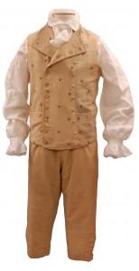 Waistcoat and Breeches